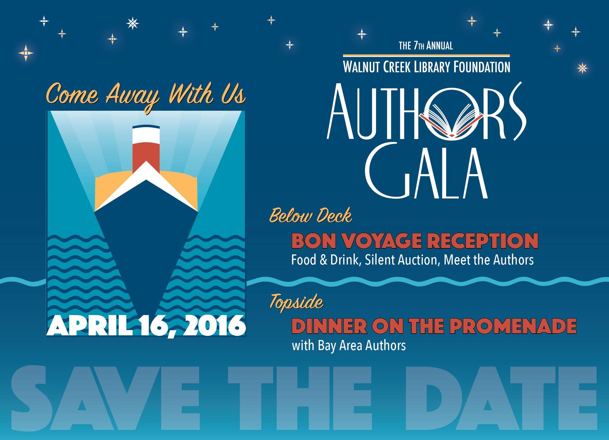 Authors Gala