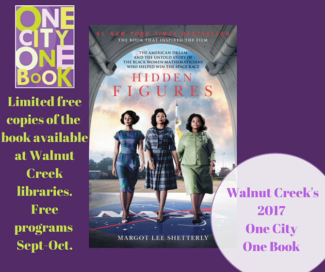 One City One Book - Walnut Creek Library Foundation